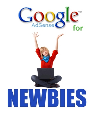 Product picture GoogleAdSense For Newbies